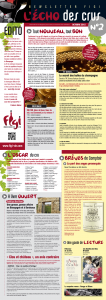 NEWSLETTER A3 - n°2